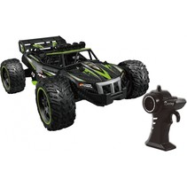 RC auto Pro Extreme Buggy 27 cm zwart/groen