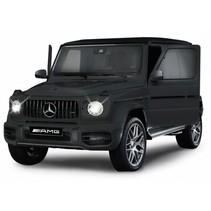 RC Mercedes-AMG G63 jongens 36,5 cm zwart 1:14