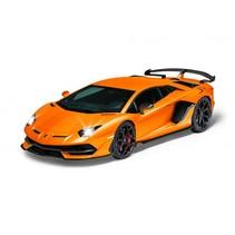 RC Lamborghini Aventador SVJ oranje 1:14
