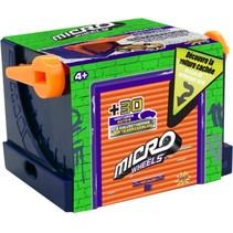 Micro Wheels auto in garage 70 cm
