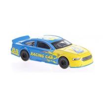 raceauto 88 blauw 10,5 cm