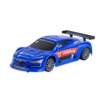Slot auto Renault RS schaal 1:32 blauw