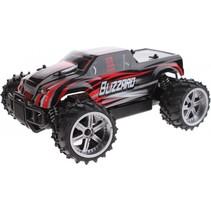 RC buggy 1:16 X-Truggy Blizzard 29 cm zwart/rood