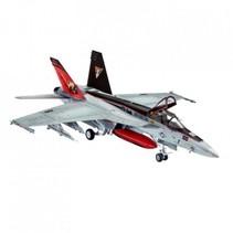 modelstraaljager F/A-18C 24 cm 88-delig