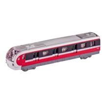 Metalen Metro 18,4 cm Rood