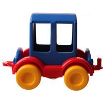 wagon 8 cm blauw