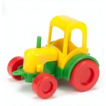 tractor 8 cm multicolor
