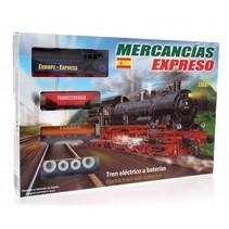 Startset batterij 100 Classic goederen trein