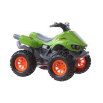 quad Beach Moto jongens 10 cm pull-back groen