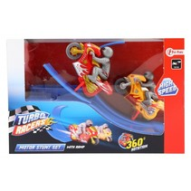 Turbo Racers motor stunt-set 27 cm