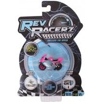 micro motor Rev Racerz roze 4,5 cm