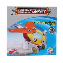 constructieset helikopter 48-delig