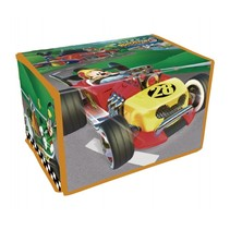 Mickey Mouse opbergbox/verkeerskleed 38 x 31 x 25 cm