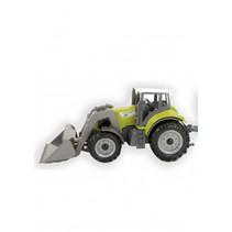 tractor jongens groen 15 cm