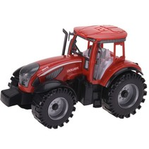 tractor 22,5 cm rood