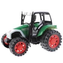miniatuur Tractor groen