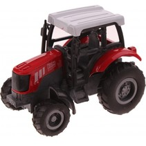 Tractor rood: 1:43