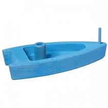 luchtballonboot blauw junior 20 x 5 x 7 cm