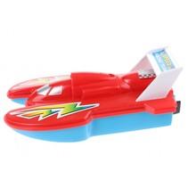 speedboot 15 cm rood