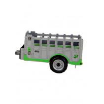 aanhanger tractor jongens groen 12x9,5x5,5