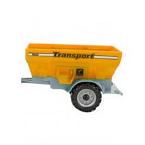 transporter jongens oranje 12x9,5x5,5 cm