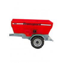 transporter jongens rood 12x9,5x5,5 cm