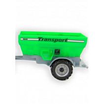 transporter jongens groen 12x9,5x5,5 cm
