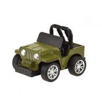 buggy Metal jongens 6,5 cm groen