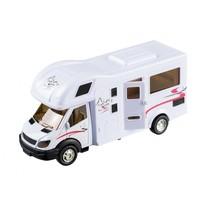 camper 17 cm wit