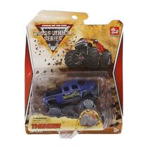 crossauto Monster jongens 8 cm diecast blauw