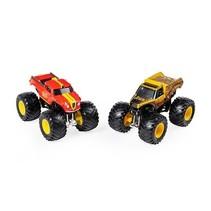 Monster Jam trucks 9 cm Radical Rescue/Earthshaker