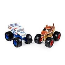 Monster Jam trucks 9 cm Ice Cream Man/Monster Mutt