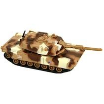 tank frictie bruin