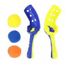 vangspel Splash junior geel/blauw 5-delig