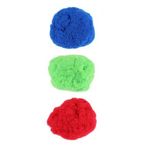 splashballen XL 15 cm junior blauw/groen/rood 3 stuks