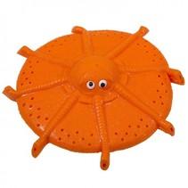 splash bal Squid Disk 15 cm oranje