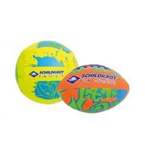 sportballenset geel/oranje 2 stuks
