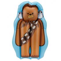 opblaasboot Star Wars Wookie 65 x 40 cm blauw