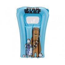 luchtbed Star Wars 67 x 43 cm blauw