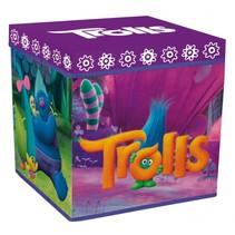 opbergbox Trolls 30 x 30 x 30 cm