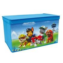 Paw Patrol opbergbox jongens blauw 55x34x34 cm