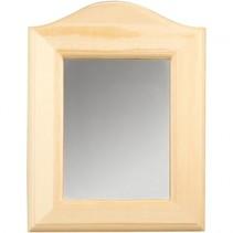 spiegel 19 x 27 cm blank per stuk