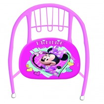 kinderstoel Minnie 36 x 35 x 36 cm roze