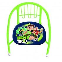 kinderstoel Ben10 36 x 35 x 36 cm groen/blauw