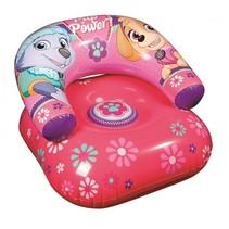 Paw Patrol opblaasbare stoel roze 63 cm