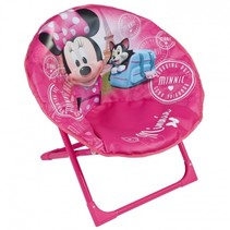 Minnie Mouse stoel meisjes roze 53 x 56 x 43 cm
