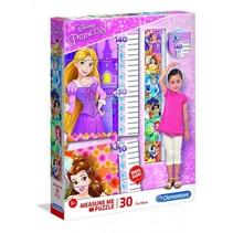 legpuzzel Disney Princess Measure Me 30 stukjes
