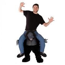 volwassenenkostuum gorilla one size