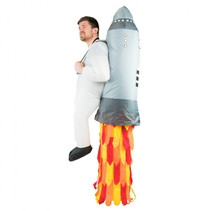 Inflatable Jetpack Costume one size