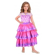kostuum Barbie Princess meisjes 8-10 jaar roze